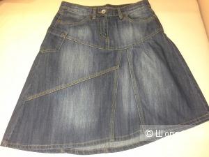 Юбка джинсовая, размер XS, S, M