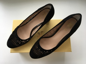 Туфли Moda Donna, размер 38