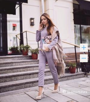 Костюм Fashion Confession (брюки + свитшот), 42-44
