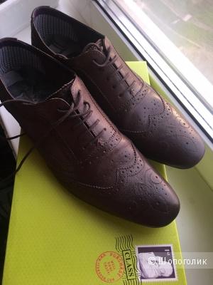 Кожаные туфли Ted Baker рос.41 размер ( европ. 42 размер). UK8