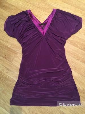 April нарядное платье туника 44-46-48