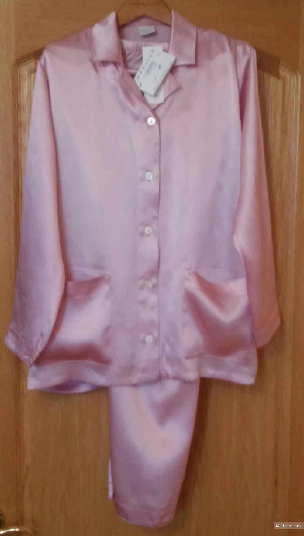 Шелковая пижама Linclalor, р. 44