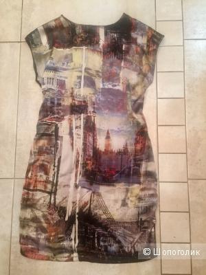 Платье-туника, пр-ва Италии, размер s