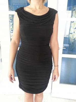 Платье черное Апарт р.44-46-48