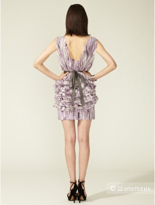 Платье Vera Wang lavender label US 6, IT 40