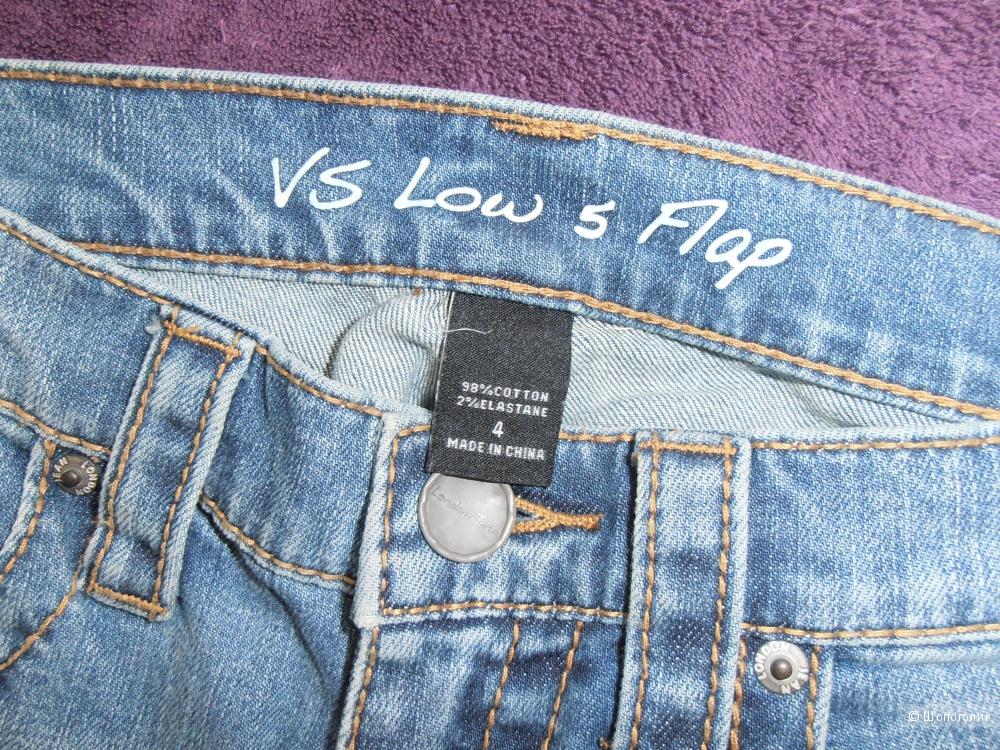 Джинсы Victoria`s Secret, размер 4 US.