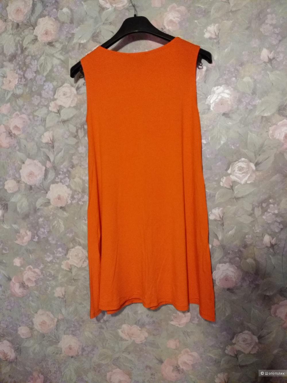 Яркое, летнее платье от Colambetta 44 размера .
