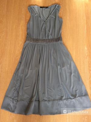 Трикотажное платье миди sultanna frantsuzova, р-р 42-44