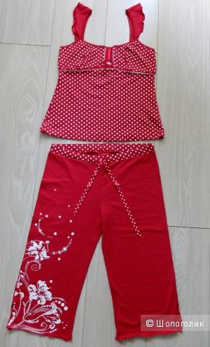 Пижама/домашний костюм Charmante, размер S.