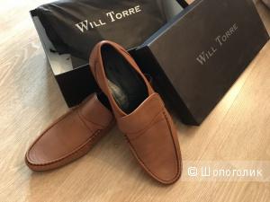 Туфли мужские Will Torre 43 размер