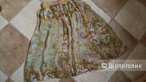 By TiMo , стильная юбка  XS, реально от 40 до 46 российского