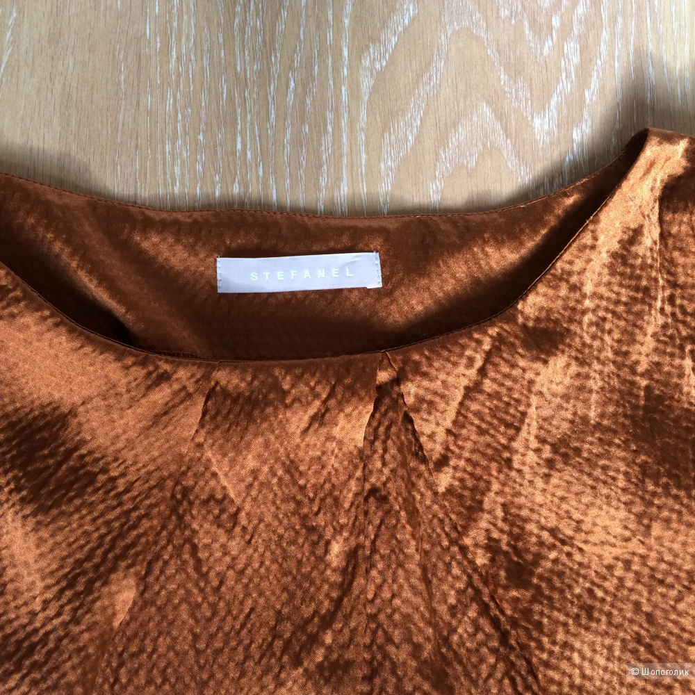 Шёлковое платье STEFANEL, р-р 44