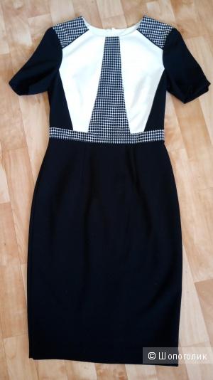 Платье офисное Marks&Spenser на 42размер