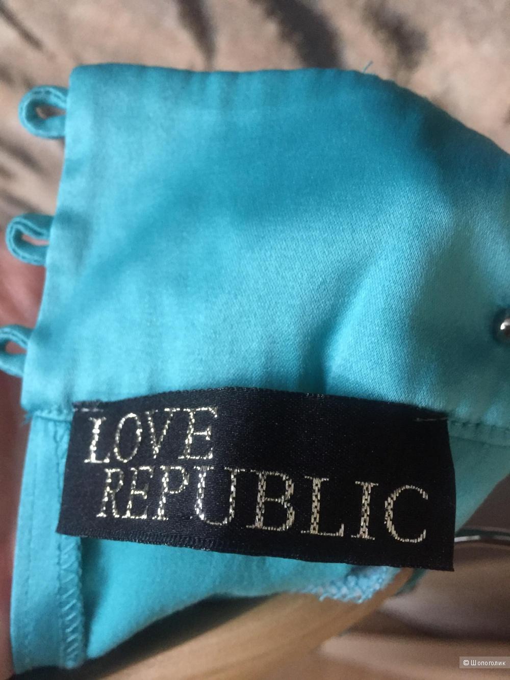 Платье Love republic 42 размер