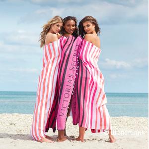 Пляжный плед/ покрывало Victoria's Secret