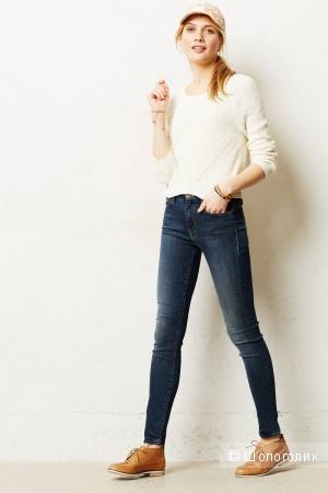 Скинни джинсы Mother, модель the looker, 29