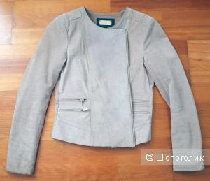 Куртка замшевая Mango, S