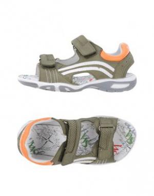 Детские сандалии Walk Safari, размер 29