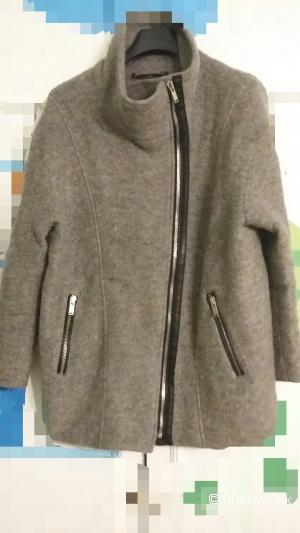 Пальто 40% шерсть, М
