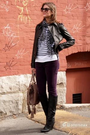 Вельветовые брюки London Jeans, размер US 4