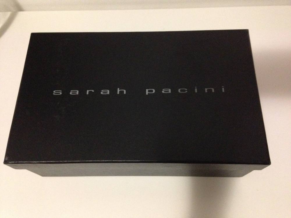 "Босоножки "" SARAH PACINI "", 38-39 размер, Италия."