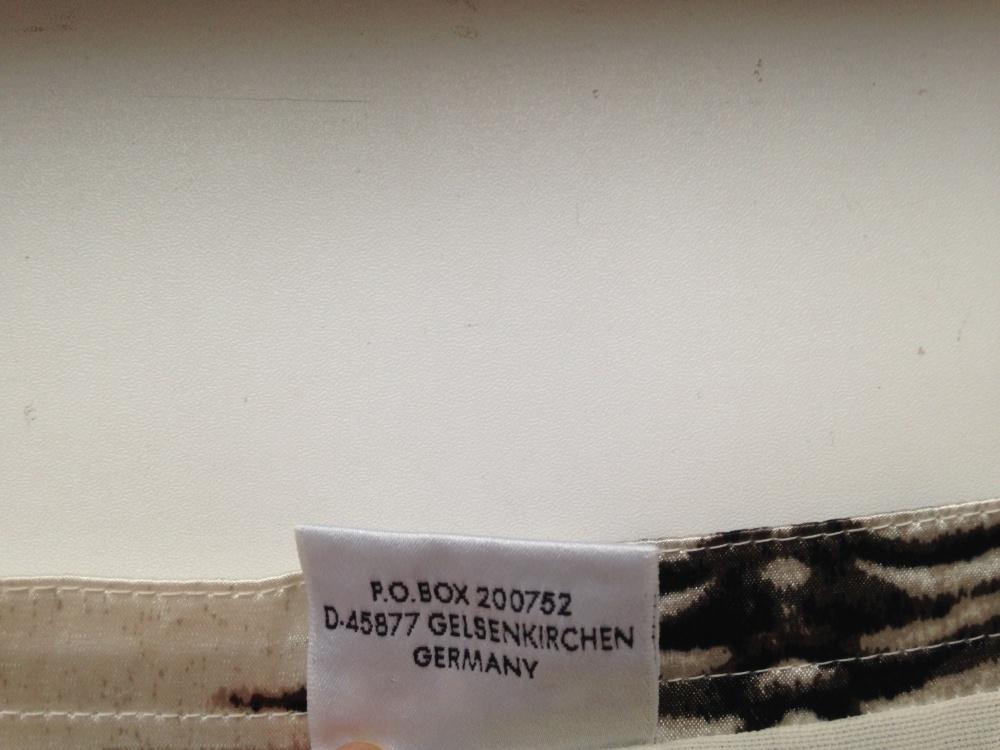 "Юбка ""FFY"", 44-46, Германия."