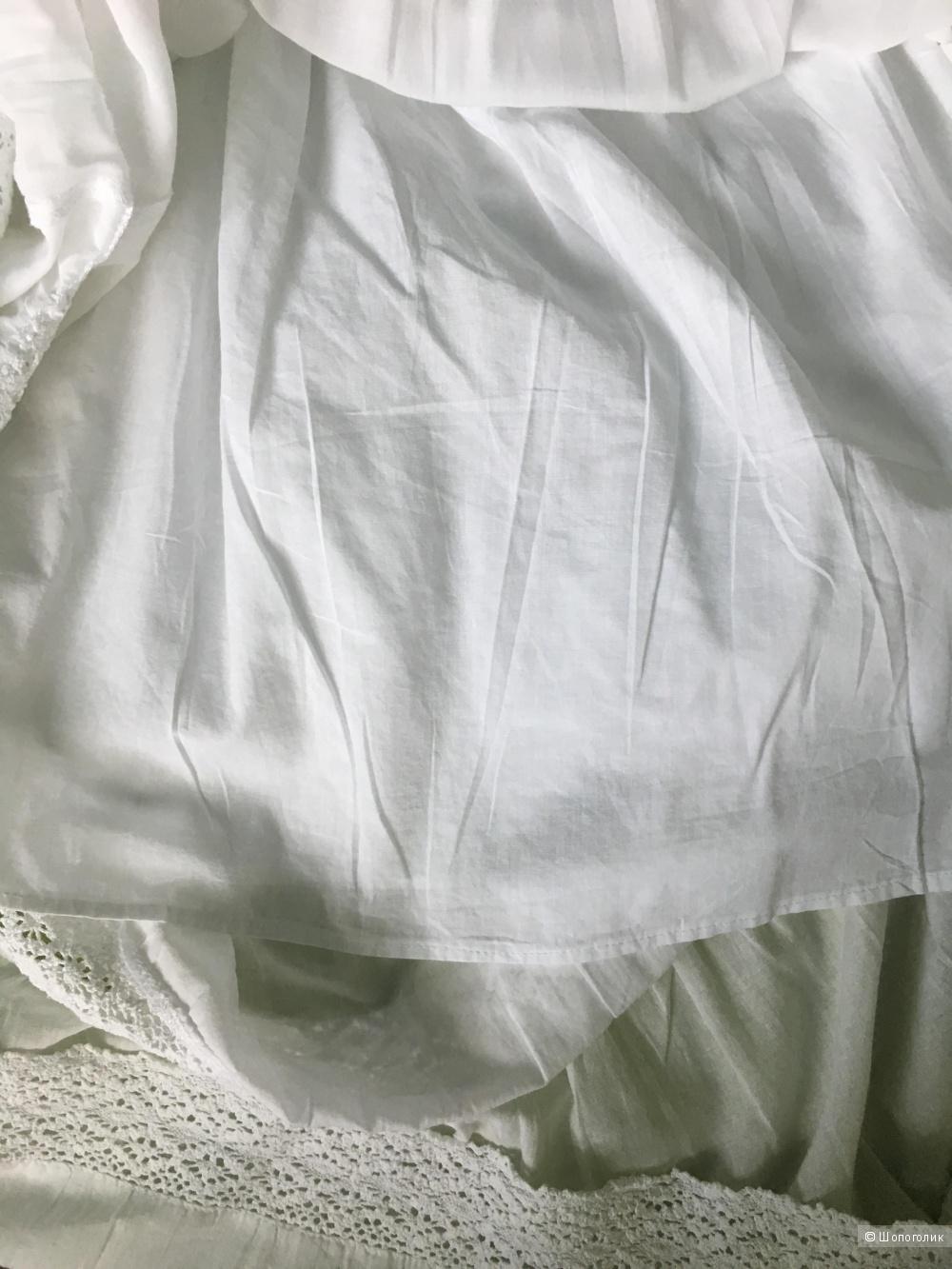 Комплект юбка+топ 44-46р