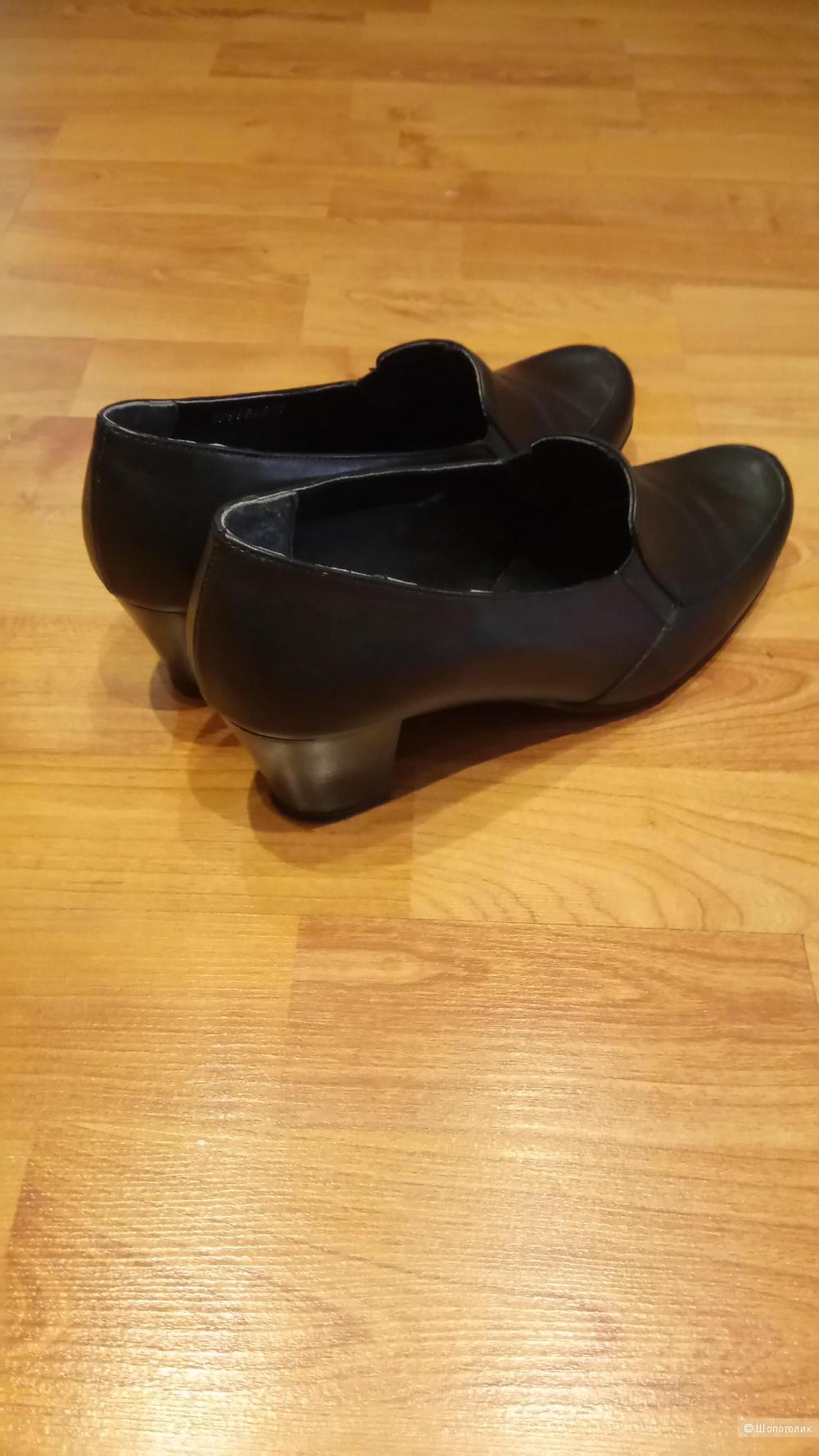 Кожаные туфли Thomas Munz, размер 39