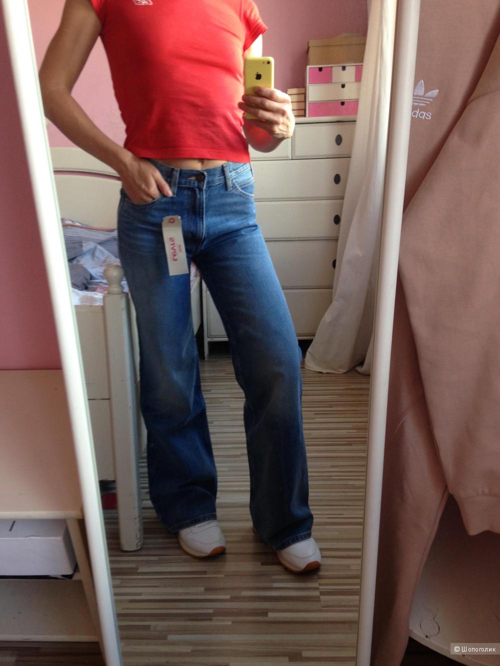 Винтажные джинсы Levis, размер 27