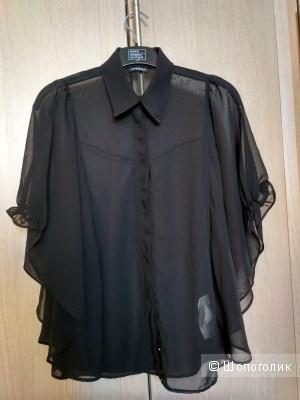 Шифоновая  блузка Motivi, XXS