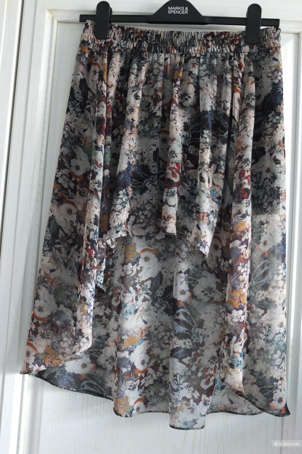 Новая юбка zara woman, размер М
