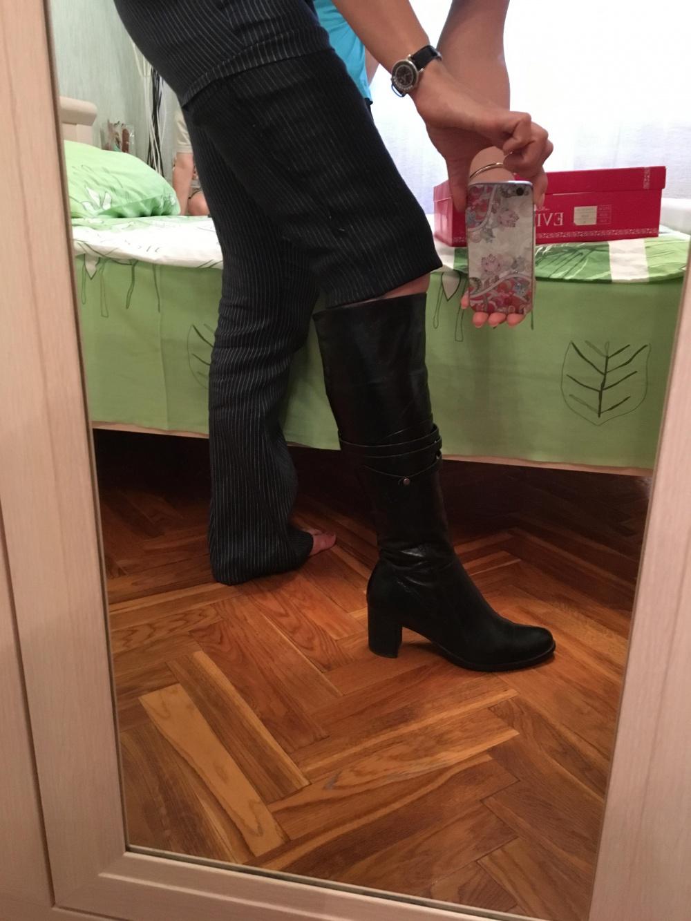 Зимние сапоги Evita, размер S
