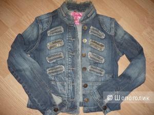 Куртка из джинсы р. 44 - 46