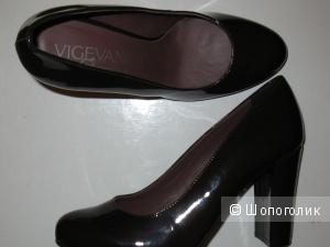 Туфли женские коричневые размер 37
