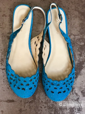 Новые балетки Just Couture, размер 38