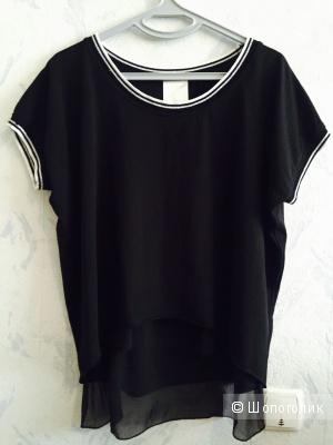 Толстовка Luxury Fashion,размер М, черного цвета
