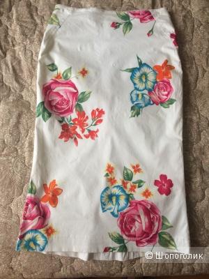 Летняя юбка от Karen Millen, российский размер 40 -44