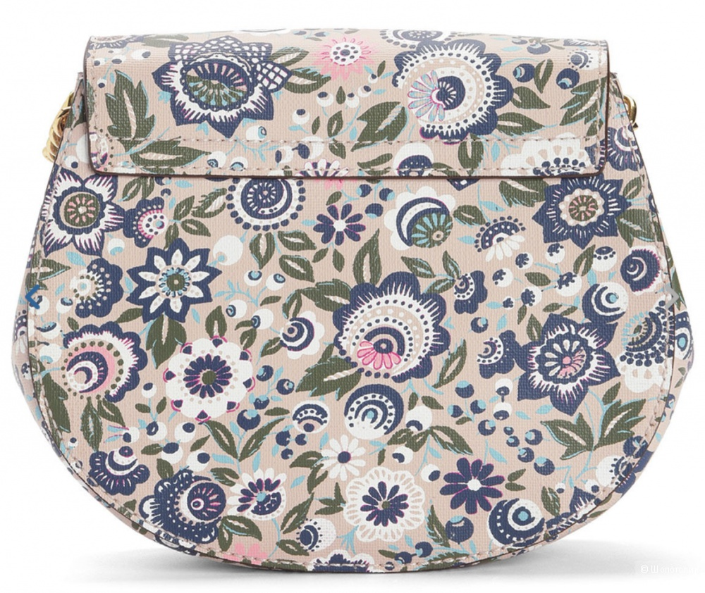 Juicy Couture Floral Printed Mini J Crossbody