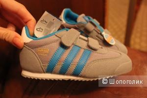 Детские кроссовки Adidas Dragon CF (оригинал) (US 9)