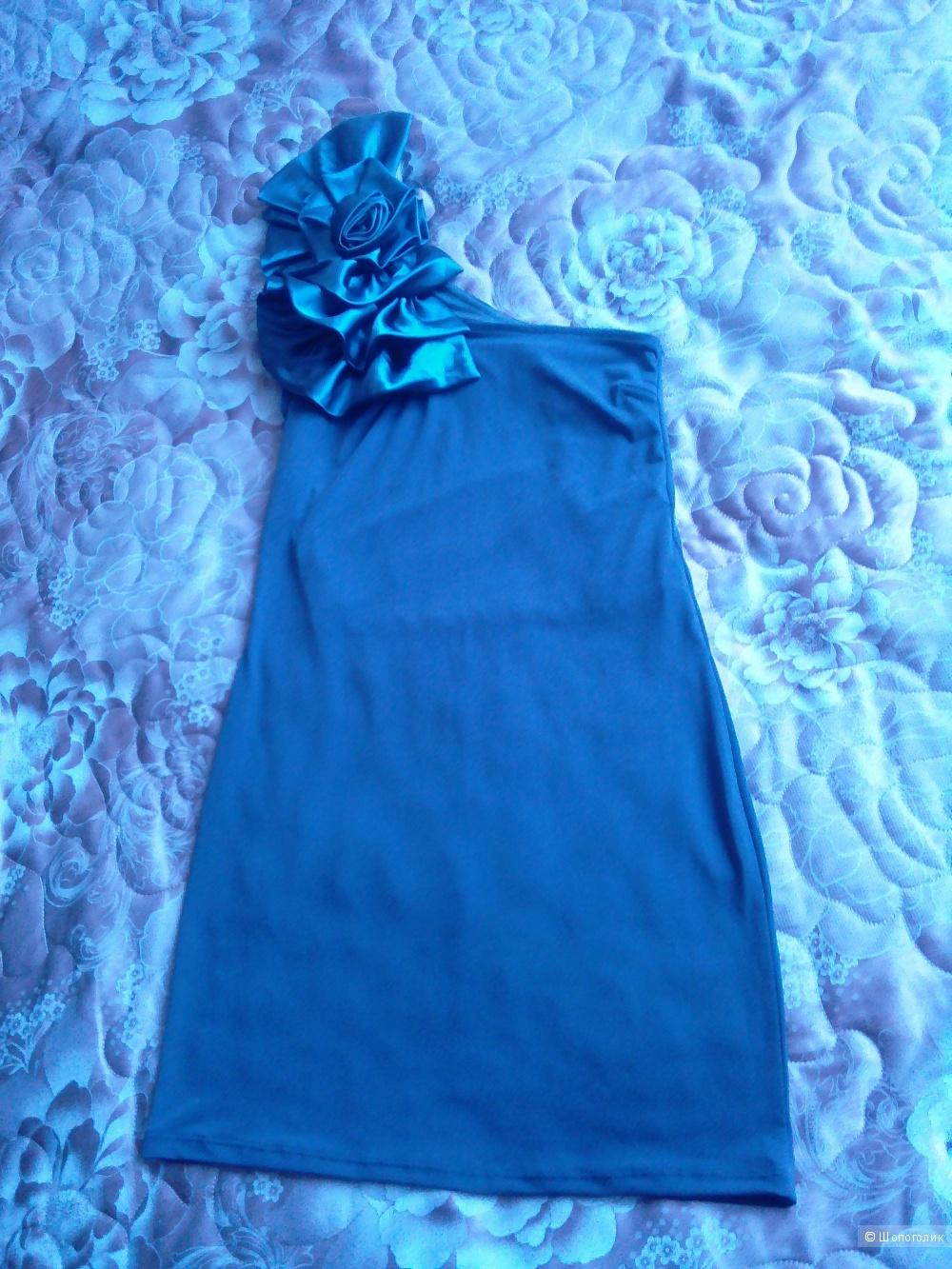 Классное платье 44р.