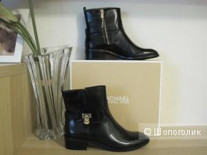 Ботинки MICHAEL MICHAEL KORS черные, 9US