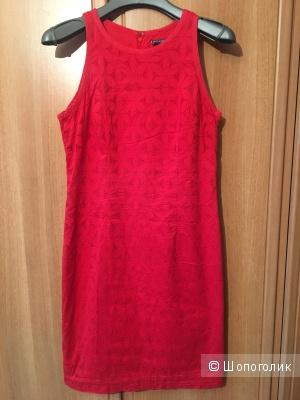 Платье хлопок, размер 42-44