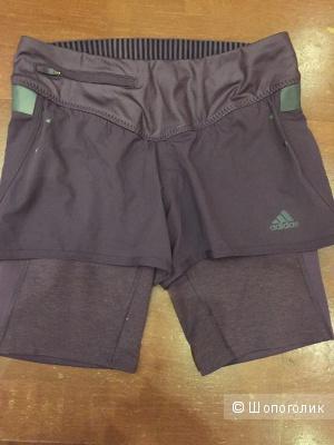 Adidas бриджы-шорты climaheat adistar XS