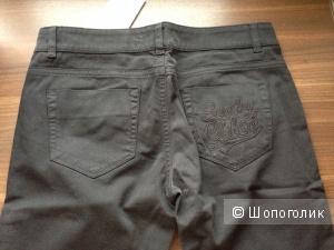 CHLOE черные классические джинсы р.29 Новые. Оригинал