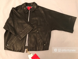 Куртка кожанная VIVIENNE WESTWOOD  46-50 RU