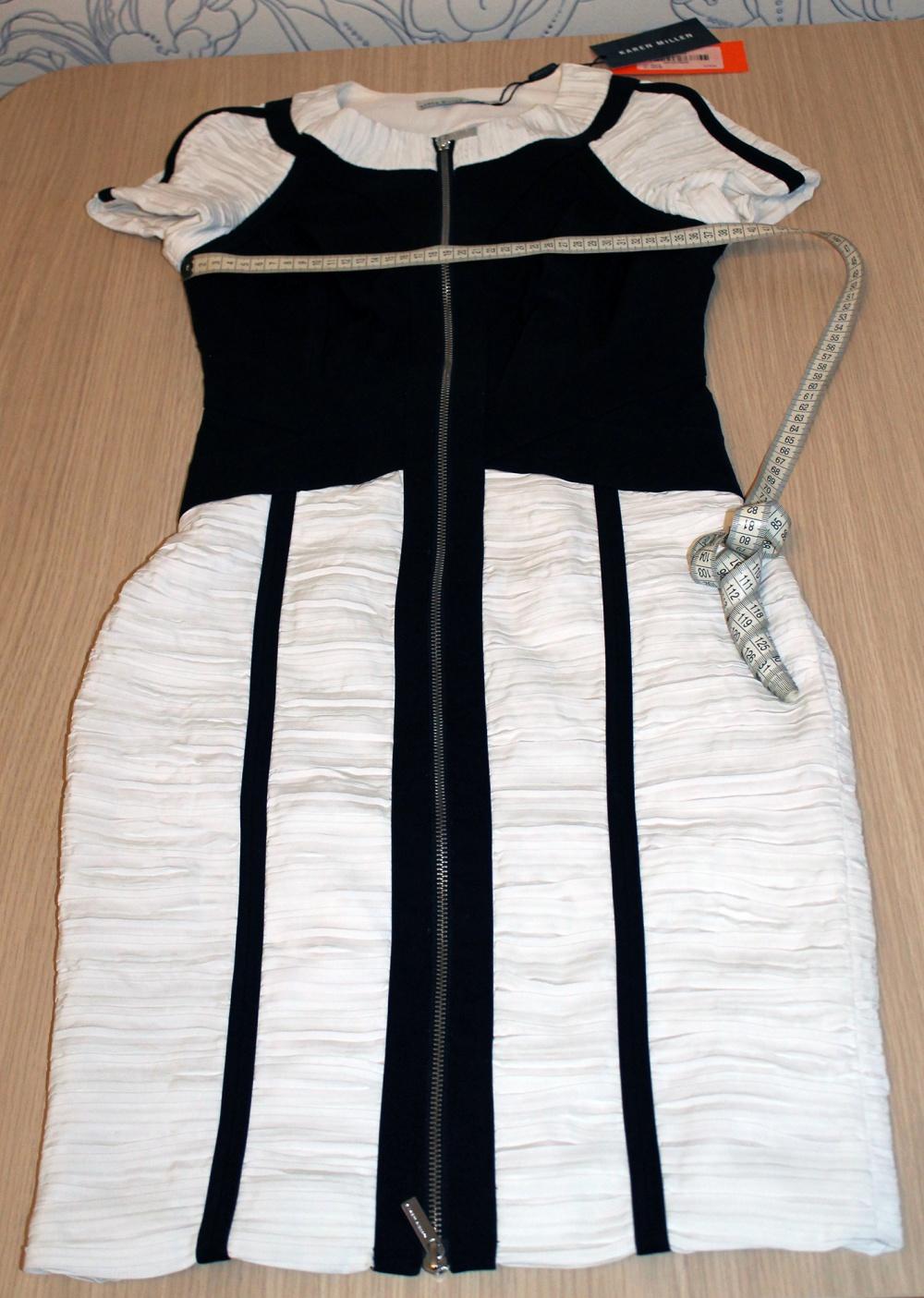 Платье Karen Millen, размер 8 uk, росс. 42-44