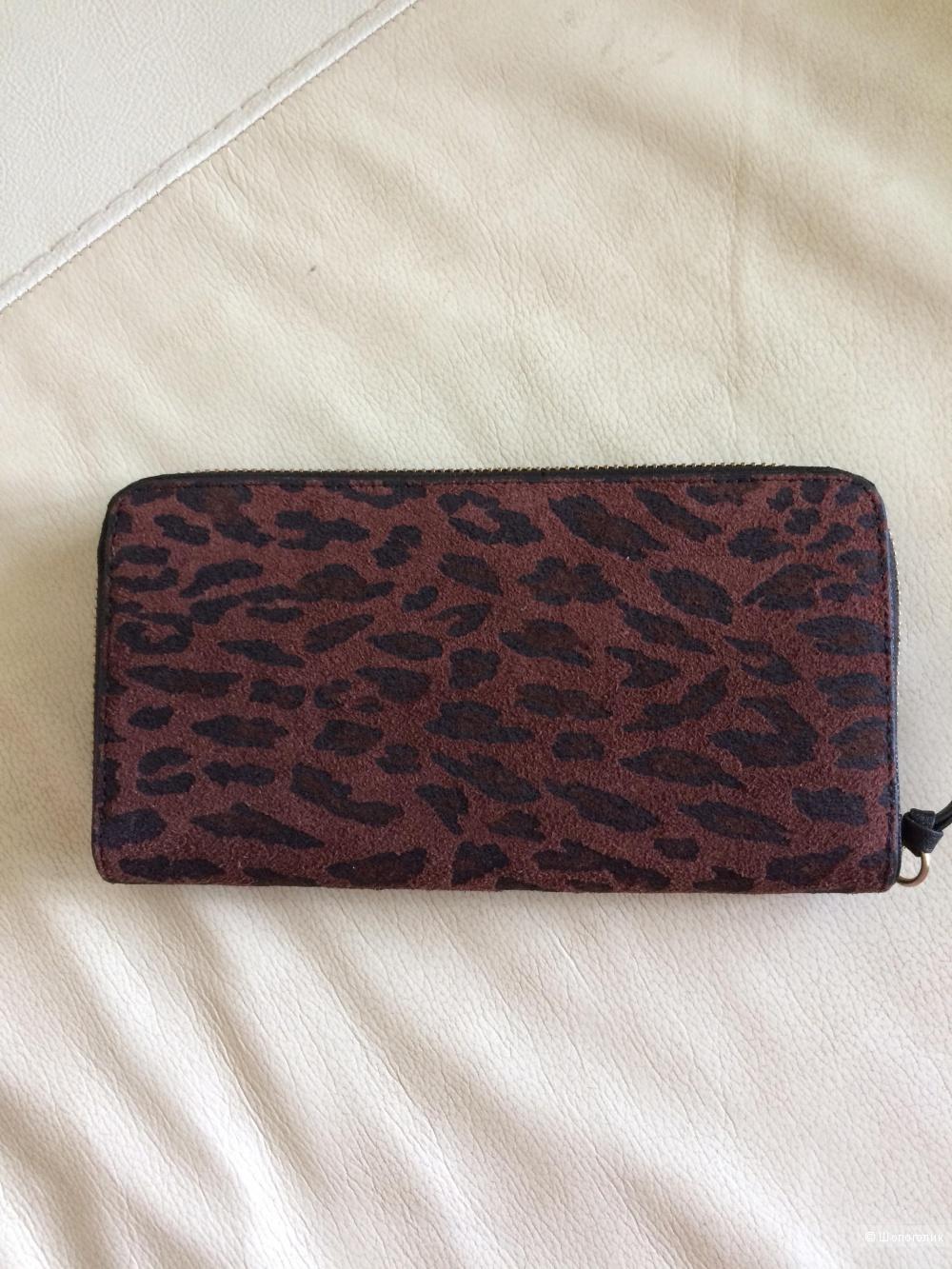Новый кошелёк Hugo boss