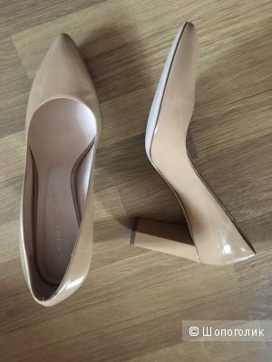 Бежевые туфли Carlo Pazolini 38 размер