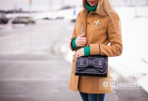 Дизайнерская сумка из натуральной кожи премиум класса