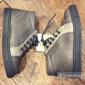 Новые кожаные ботинки, Dp...am, 21 размер